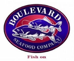 Boulevard Seafood Logo