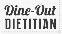 Dine Out dietician logo