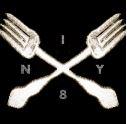 i8 NYC logo