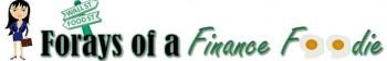 Forays of a Finance Foodie logo