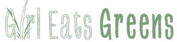 Girl Eats Green logo