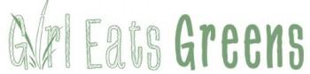 Girl Eats Green logo