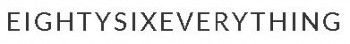eightysixeverything logo